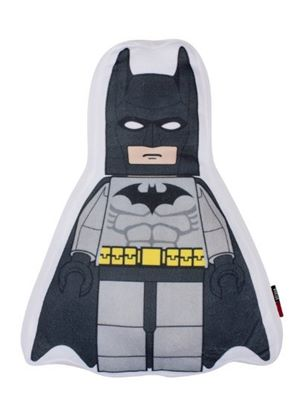 Lego Batman 'Cards' Shaped Plush Cushion
