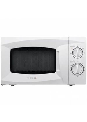 KOR6L15 0.7cf White, 700w Microwave Oven