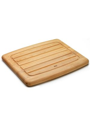 Groovy Rectangular Beech Chopping Board