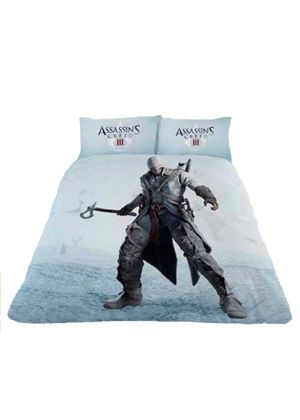 Assassin's Creed Conor Double Duvet Cover Set