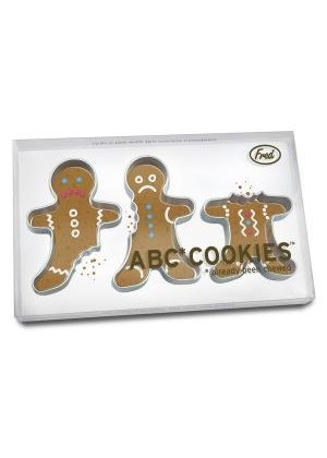 ABC Cookie and Gingerbread Cutters