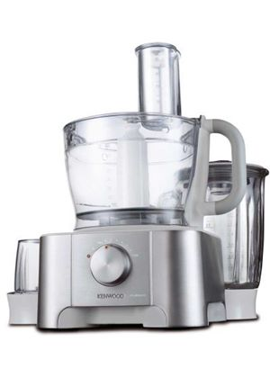 FP920 3 Litre Multi Pro Food Processor, 1 kW, Brushed Stainless Steel