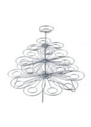 Wire Cupcake Tree/Stand for 23 Cakes