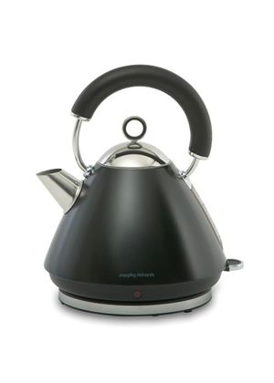 Morphy Richards Accents 43776 Pyramid Kettle, Black