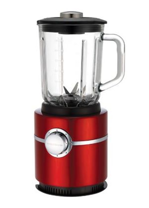Morphy Richards Accents 48988 Table Blender, Red