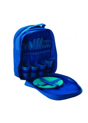 4 Person Picnic Set Backpack