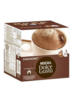 Nescafé Dolce Gusto Chococino 16 Capsules (Pack of 3, Total 48 Capsules)