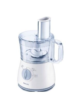 HR7620/70 White Food Processor