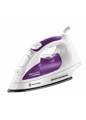 15207 White and Purple Steamglide 2200 W Iron