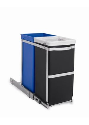 35ltr pull-out Recycler Bin