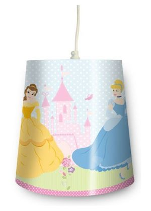 Disney Princess 'Fairytale Dreams' Tapered Pendant Lampshade