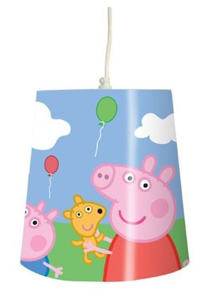 Peppa Pig 'Fairground' Tapered Pendant Lampshade
