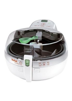 ActiFry FZ700015 Low Fat Electric Fryer, 1 kg Capacity, White