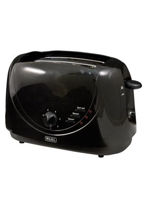 2 Slice Toaster Cool Touch Black ZX726