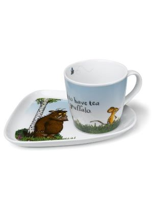 Gruffalo Milk and Biscuit Set
