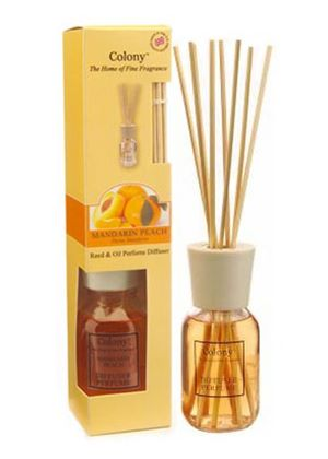 Colony Homescents Mandarin Peach Reed Diffuser
