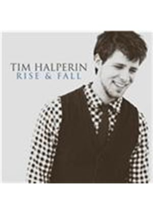 Tim Halperin - Rise and Fall (Music CD)