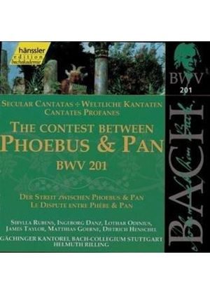 Johann Sebastian Bach - Contest Between Phoebus And Pan BWV201 (Rilling)