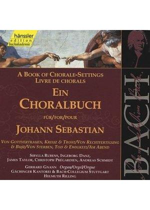 Johann Sebastian Bach - Book Of Chorale- Trust In God (Rilling)