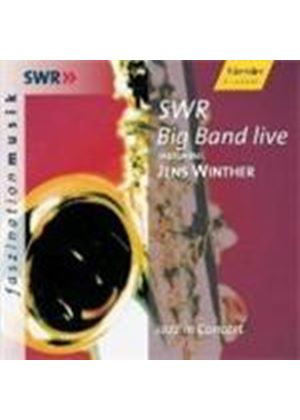 Swr Big Band Live - Jazz In Concert
