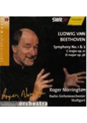 Ludwig Van Beethoven - Symphonies Nos. 1 And 2 (Norrington)