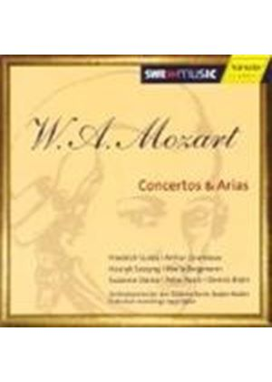 Mozart: Concertos and Arias