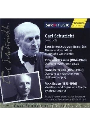 Carl Schuricht conducts Overtures & Variations