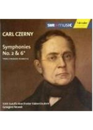 Carl Czerny - Symphonies Nos. 2 And 6 (Nowak, SWR Rundfunkorchester)