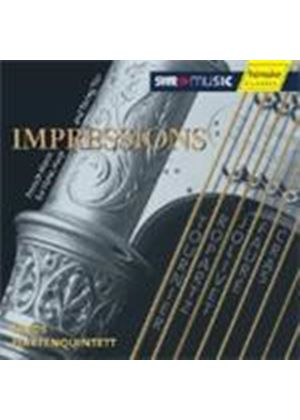 Various Artists - IMPRESSIONS - FRENCH MUSIC
