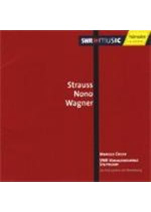 Various Artists - STRAUSS NONO WAGNER