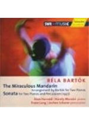 Bartok: (The) Miraculous Mandolin; Sonata for 2 Pianos and Percussion