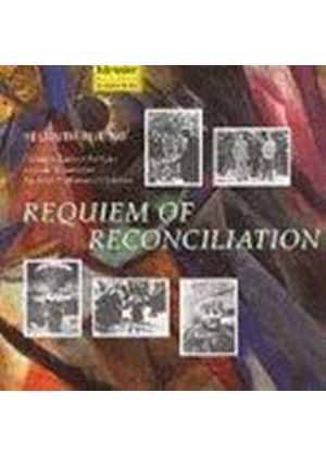 Helmuth Rilling - Requiem Of Reconciliation (Israel PO)