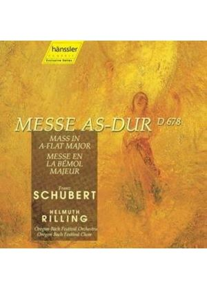 Schubert: Mass No 5,D678
