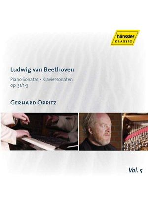 Beethoven: Piano Sonatas, Vol 5