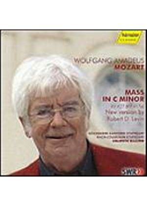 Wolfgang Amadeus Mozart - Mass In C Minor: New Version (Bachakademie, Rilling) (Music CD)