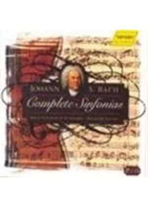 Bach: Complete Sinfonias