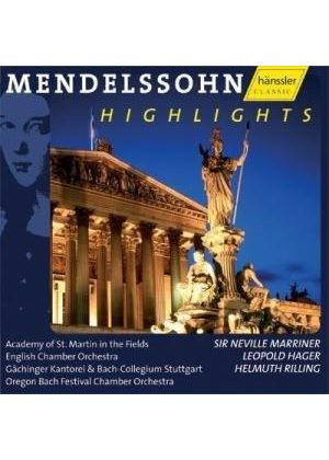 Felix Mendelssohn - Highlights