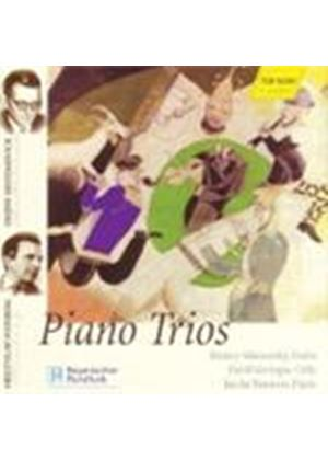 Various Artists - PIANO TRIOS
