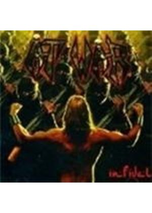 At War - Infidel (Music CD)