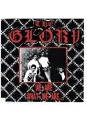 Glory - We Are What We Are (Music CD)