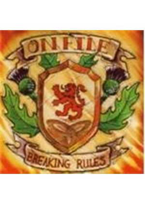 On File - Breaking Rules (Music CD)