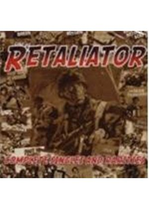 Retaliator - Complete Singles And Rarities (Music CD)