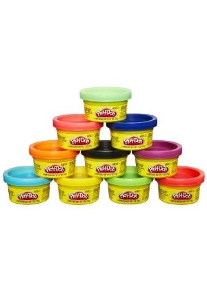 Play Doh - Party Pack (10 Colours)