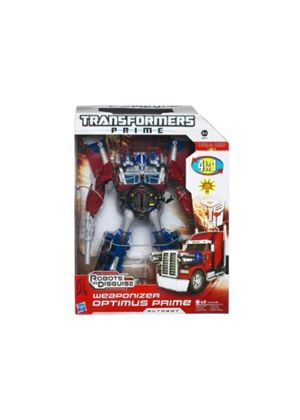 Transformers Prime Weaponisers Optimus Prime