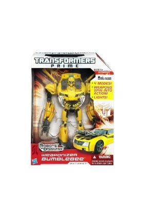Transformers Prime Weaponisers Bumblebee