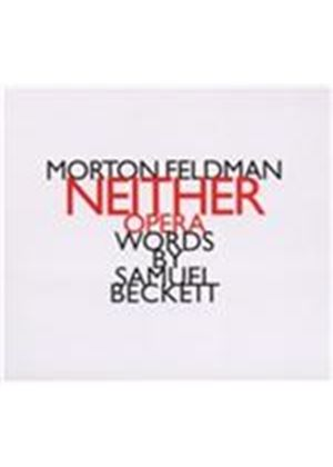 Frankfurt Radio Symphony Orchestra (hr_Sinfonieorchester ) - Morton Feldman (Neither) (Music CD)