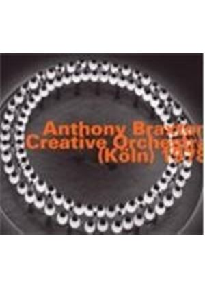 Anthony Braxton And Creative Jazz Orchestra - Koln 1978 [Digipak] (Music CD)