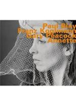 Paul Bley & Koglmann/Peacock - Annette (Music CD)