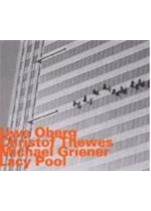 Uwe Oberg & Christof Theres/Michael Griener - Lacy Pool (Music CD)