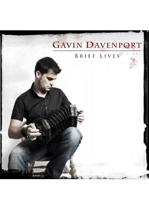 Gavin Davenport - Brief Lives (Music CD)
